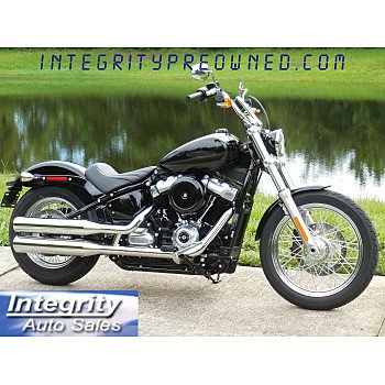 2020 Harley-Davidson Softail Standard for sale 200958787