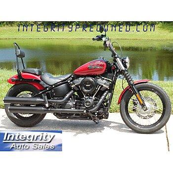 2020 Harley-Davidson Softail Street Bob for sale 200961333