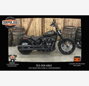 2020 Harley-Davidson Softail Street Bob for sale 200961969