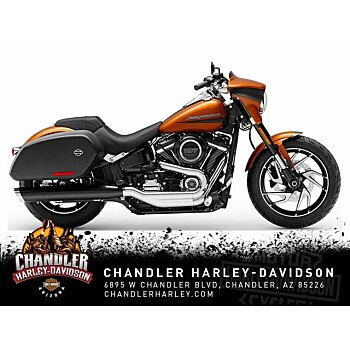 2020 Harley-Davidson Softail for sale 200966593
