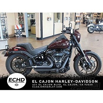 2020 Harley-Davidson Softail Low Rider S for sale 201018255