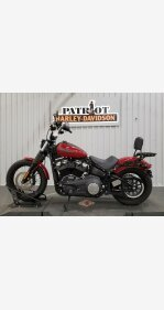 2020 Harley-Davidson Softail Street Bob for sale 201023875
