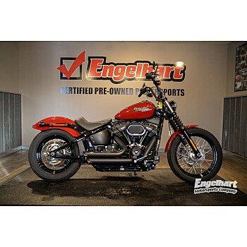 2020 Harley-Davidson Softail Street Bob for sale 201039355
