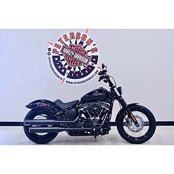 2020 Harley-Davidson Softail Street Bob for sale 201045520