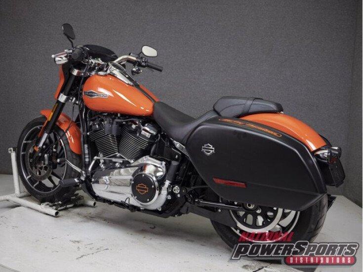 2020 Harley-Davidson Softail Sport Glide for sale 201063078