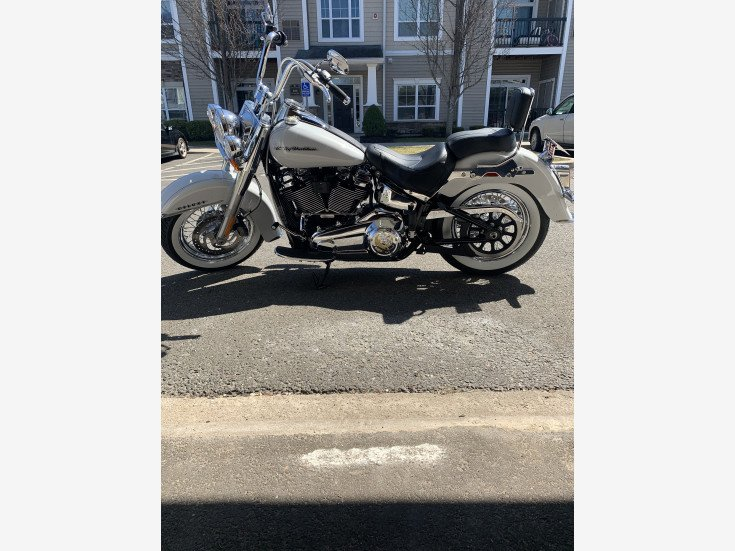 2020 Harley-Davidson Softail Deluxe for sale 201063431