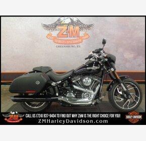 2020 Harley-Davidson Softail Sport Glide for sale 201072669