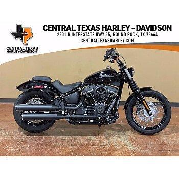 2020 Harley-Davidson Softail Street Bob for sale 201109211