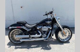 2020 Harley-Davidson Softail Fat Boy 114 for sale 201122356