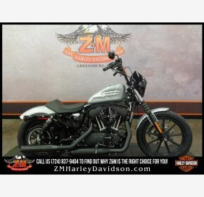 2020 Harley-Davidson Sportster Iron 1200 for sale 200795806