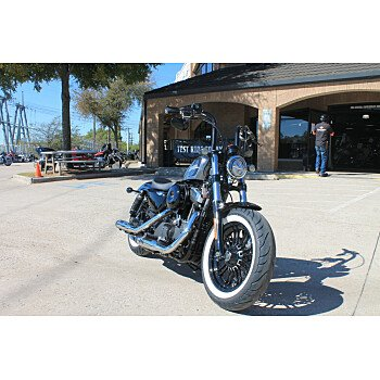 2020 Harley-Davidson Sportster Forty-Eight for sale 200859643