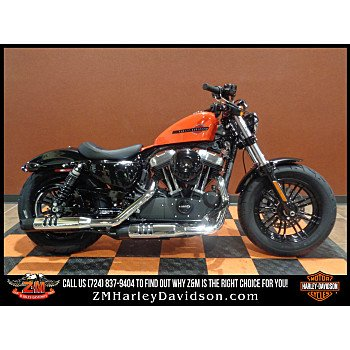 2020 Harley-Davidson Sportster Forty-Eight for sale 200882428