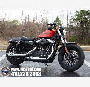 2020 Harley-Davidson Sportster Forty-Eight for sale 200887288