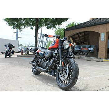 2020 Harley-Davidson Sportster Roadster for sale 200900870