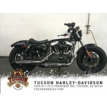 2020 Harley-Davidson Sportster Forty-Eight for sale 200901659