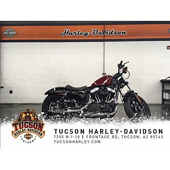 2020 Harley-Davidson Sportster Forty-Eight for sale 200944956