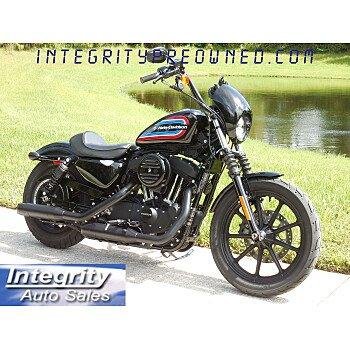 2020 Harley-Davidson Sportster Iron 1200 for sale 200975764
