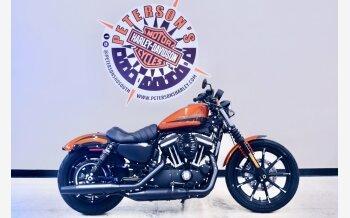 2020 Harley-Davidson Sportster Iron 883 for sale 200992723