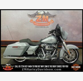 2020 Harley-Davidson Touring Street Glide for sale 200794303