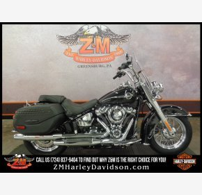 2020 Harley-Davidson Touring Heritage Classic for sale 200798894