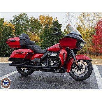 2020 Harley-Davidson Touring Road Glide Limited for sale 200838994
