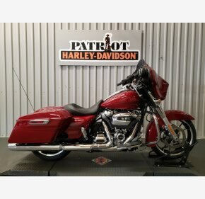 2020 Harley-Davidson Touring Street Glide for sale 200892908