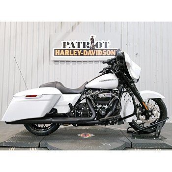 2020 Harley-Davidson Touring Street Glide Special for sale 200933830