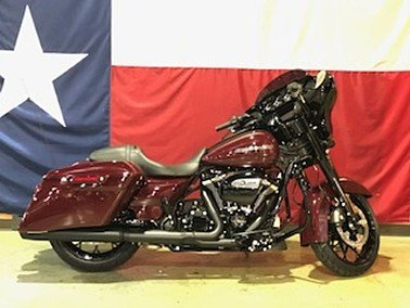 2020 Harley-Davidson Touring Street Glide Special for sale 200948047