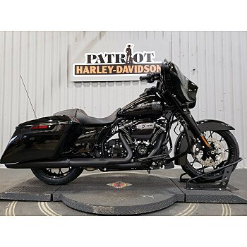2020 Harley-Davidson Touring Street Glide Special for sale 200950545