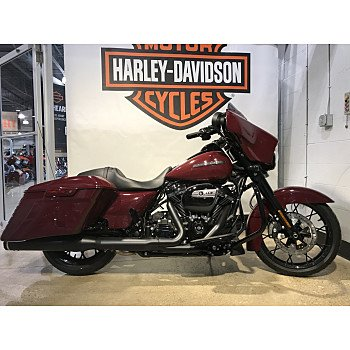 2020 Harley-Davidson Touring Street Glide Special for sale 200968489