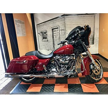 2020 Harley-Davidson Touring Street Glide for sale 200969854
