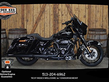 2020 Harley-Davidson Touring Street Glide Special for sale 200976323