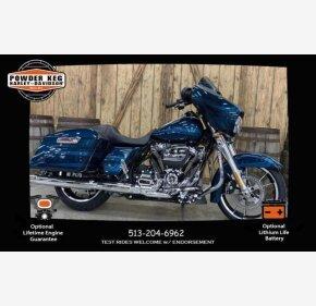 2020 Harley-Davidson Touring Street Glide for sale 200982722