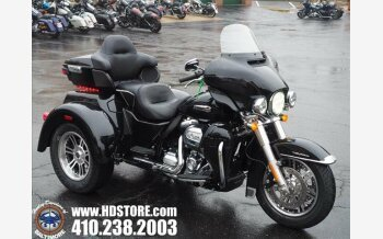 2020 Harley-Davidson Trike Tri Glide Ultra for sale 200882409