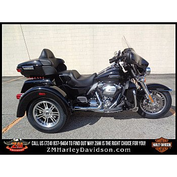 2020 Harley-Davidson Trike Tri Glide Ultra for sale 200885184