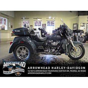2020 Harley-Davidson Trike Tri Glide Ultra for sale 200952419