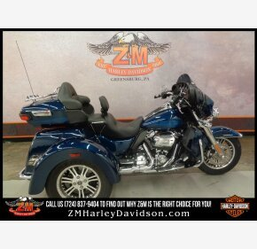 2020 Harley-Davidson Trike Tri Glide Ultra for sale 200990241