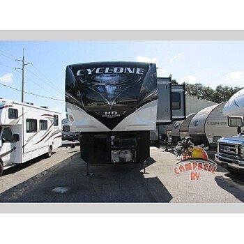 2020 Heartland Cyclone for sale 300208370