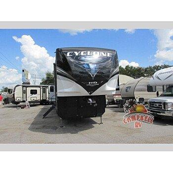 2020 Heartland Cyclone for sale 300208574