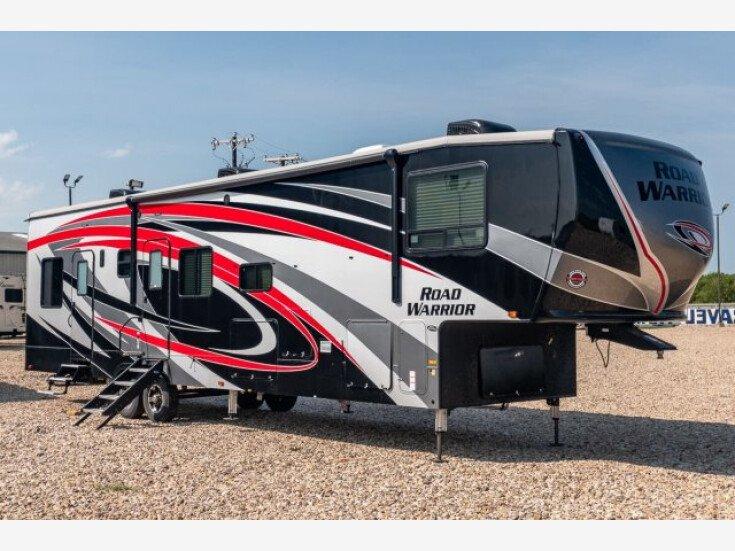 2020 Heartland Road Warrior for sale near Alvarado, Texas