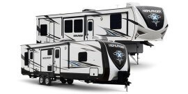 2020 Highland Ridge Highlander HF350H specifications