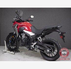 2020 Honda CB500X for sale 201009560