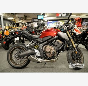 2020 Honda CB650R ABS for sale 200881295