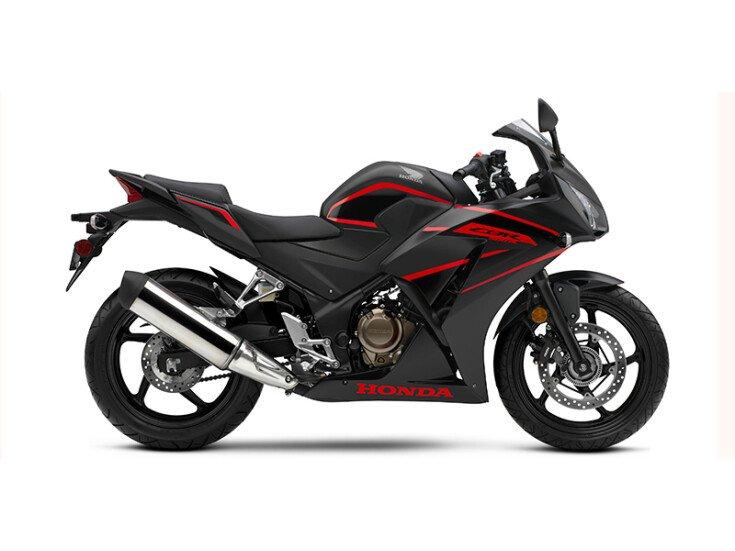 2020 Honda CBR300R ABS specifications
