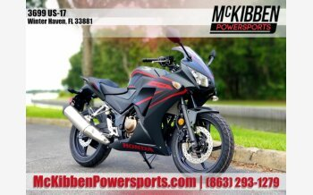 2020 Honda CBR300R for sale 200931241