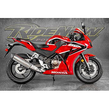2020 Honda CBR300R for sale 200935989