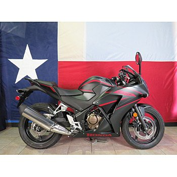 2020 Honda CBR300R for sale 200935991