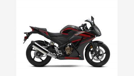 2020 Honda CBR300R for sale 200947668