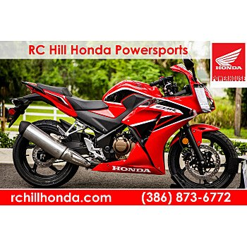 2020 Honda CBR300R for sale 201042210