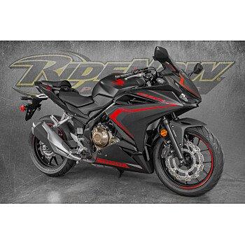 2020 Honda CBR500R for sale 200865305